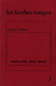 Couverture de Sauterelle dans jouet de Marcel Hébert (1972)