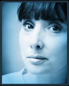Portrait de Catherine Mavrikakis par Marie-Reine Mattera