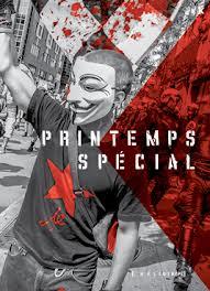 Collectif, Printemps spécial, 2012, couverture