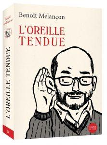L'Oreille tendue, 2016, couverture