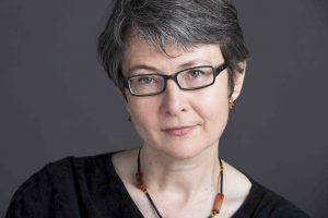 Portrait de Marie-Pascale Huglo par Martine Doyon